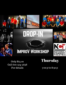 Drop In Workshop