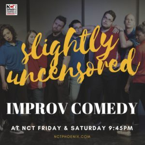 Uncensored Improv
