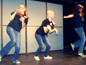 Teen Improv is Awesome! NCT Teen Improv Classes with Campo Verde High School's Copperpocalypse Improv Comedy Team
