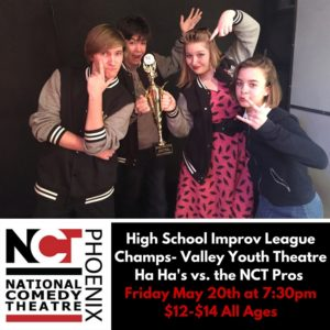 High School Improv League