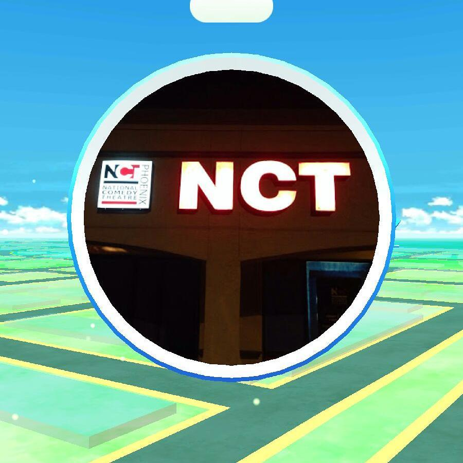 NCT is a Pokestop