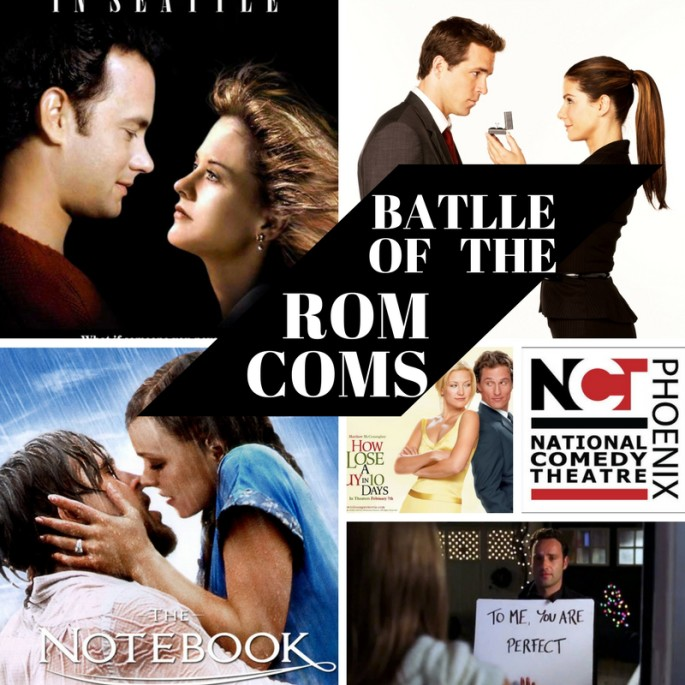 Battle of the Rom Coms Archives - National Comedy Theatre